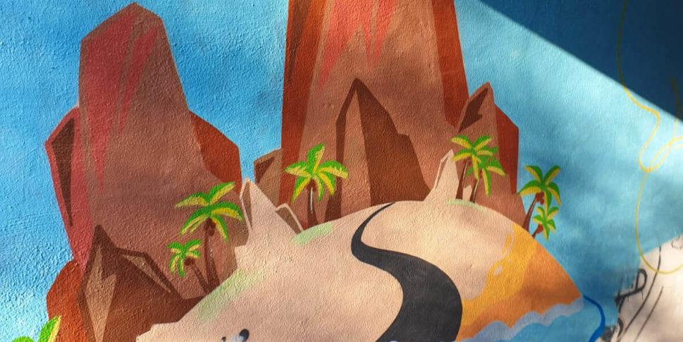 Insel Arche Noah